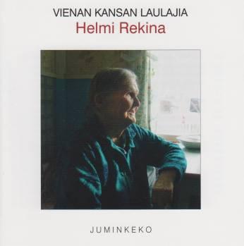 Vienan kansan laulajia: Helmi Rekina. Kuva CD-levyn kannesta.
