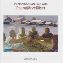 Vienan kansan laulajia: Paanajärveläiset. Kuva CD-levyn kannesta.