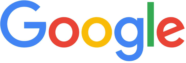 Googlen logo vuodelta 2015.
