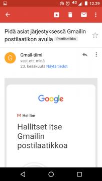 Gmail Ei Vastaanota Viestejä