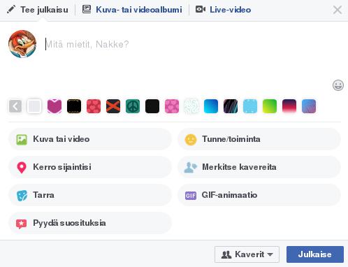 facebook etsi kavereita Kiuruvesi